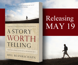 A Story Worth Telling Book: May 19